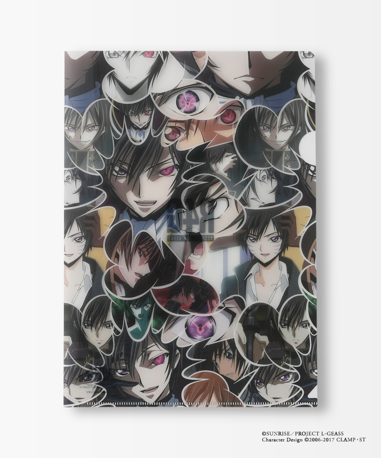 CRAZY FOR LELOUCH C/F
