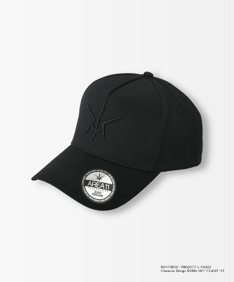 BLACK REBELLION CAP