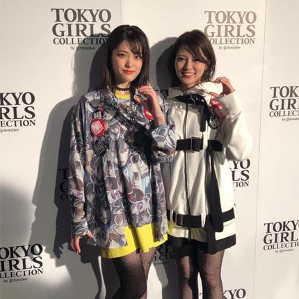 乃木坂46「松村 沙友理・白石 麻衣」 TGC 2018 S/S