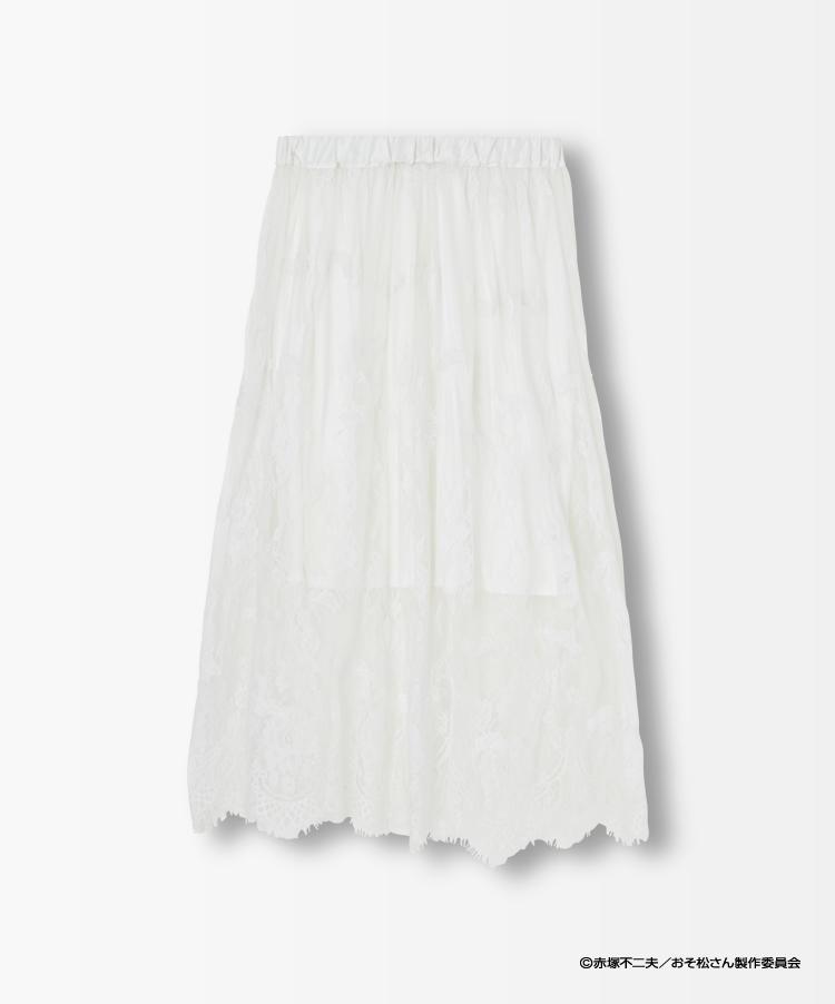 MATSU レーススカート