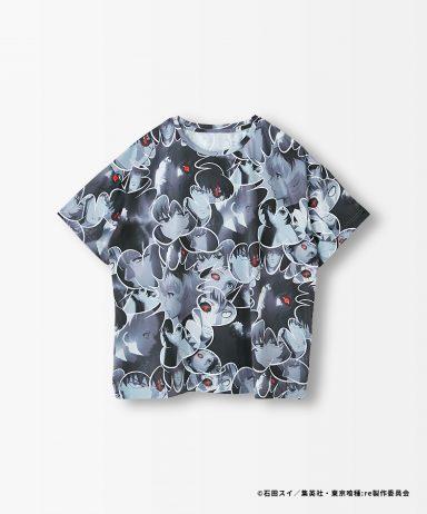 TOKYO GHOUL:reコラージュTシャツ