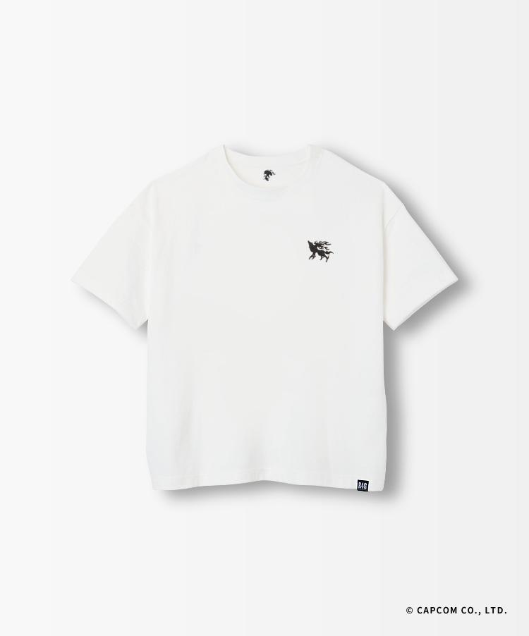 大神 (ワン)ポイント Tシャツ
