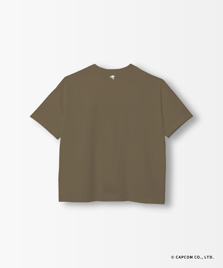大神 シルエット Tシャツ