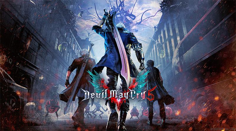 デビル メイ クライ5 (Devil May Cry 5)