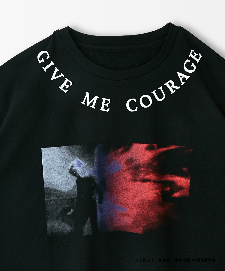 Give Me Courage Tシャツ
