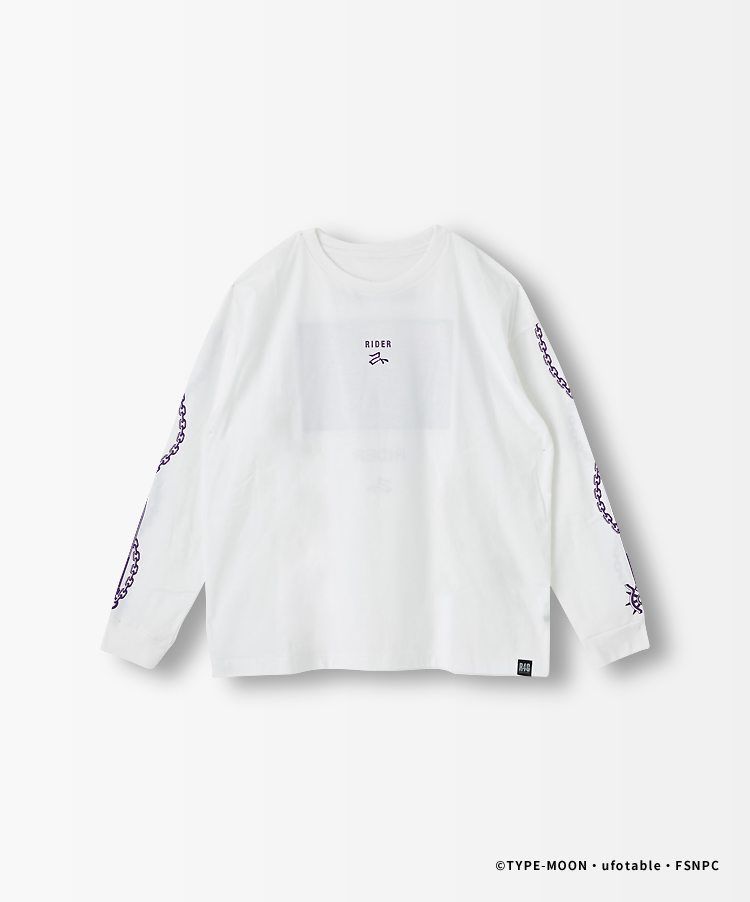 RIDERロングTシャツ