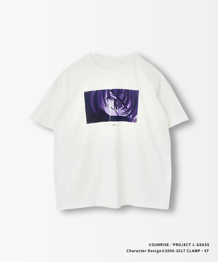 ZERO REQUIEM スザク涙Tシャツ