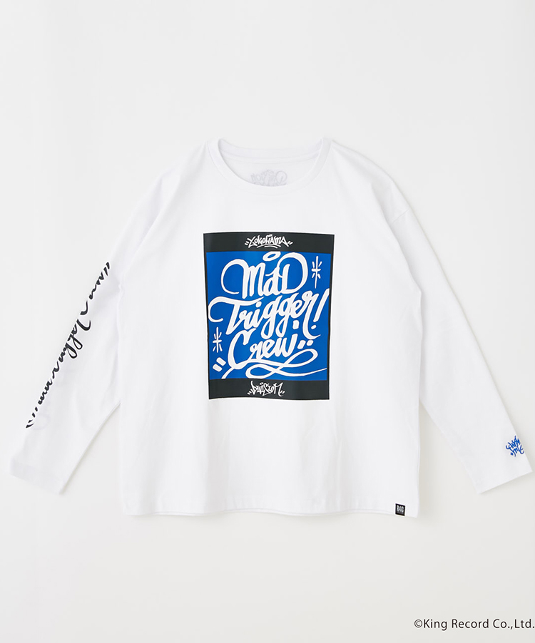 ヒプノシスマイク×R4GタギングロングTシャツ