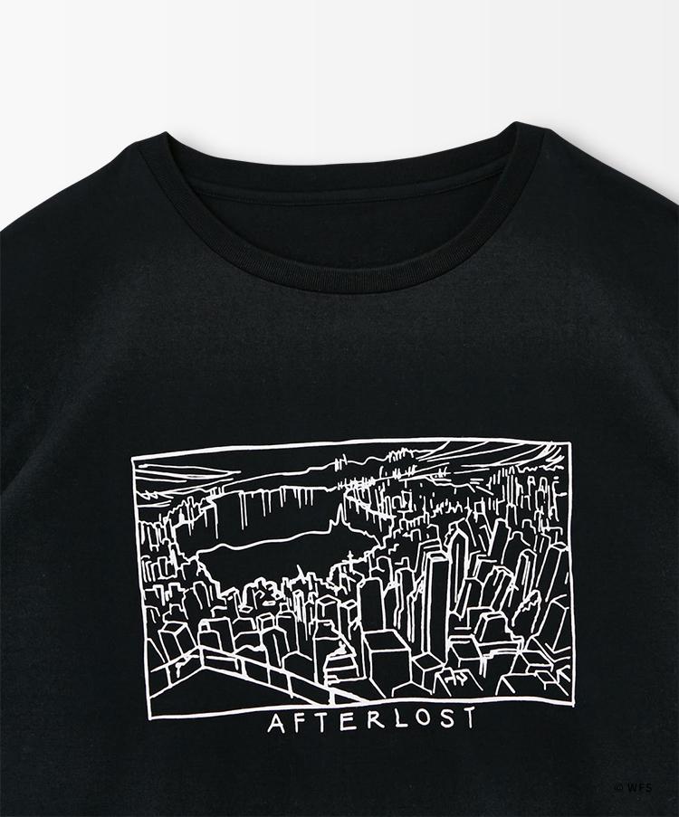 消滅都市 AFTER LOST Tシャツ