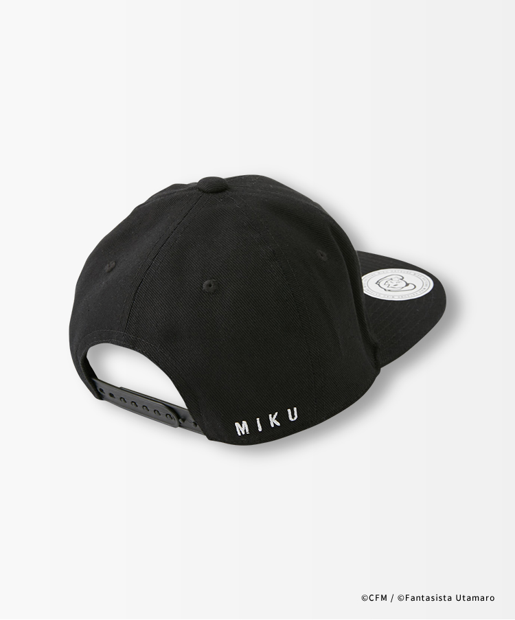 BB Cap/MIKUMOji Embroidery