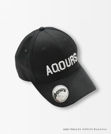 Aqoursベースボールキャップ