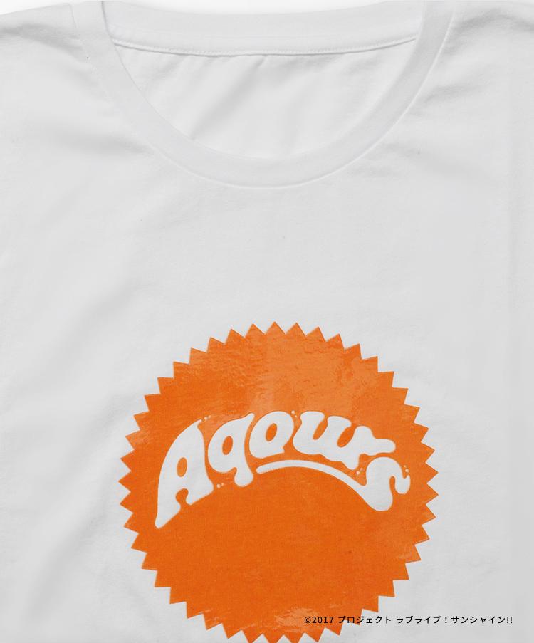 Aqours Logo TEE CHIKA