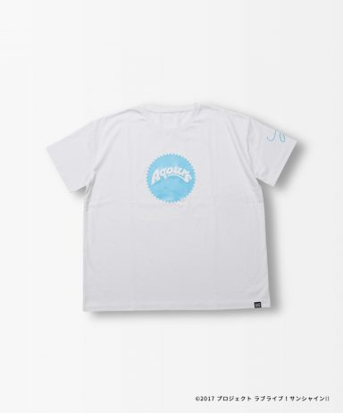 Aqours Logo TEE YOU