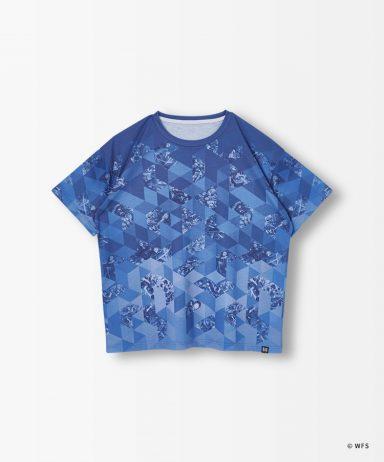 消滅都市 タマシイコラージュTシャツ