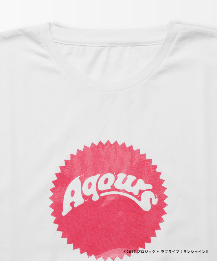 Aqours Logo TEE DIA