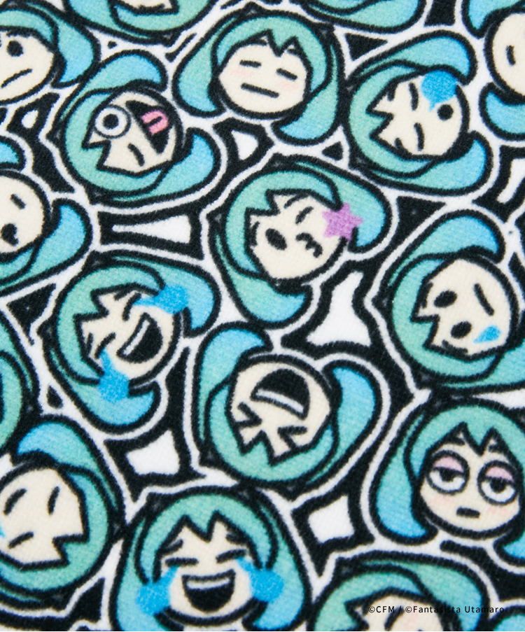 MIKUMOJI TOWEL (SMALL)