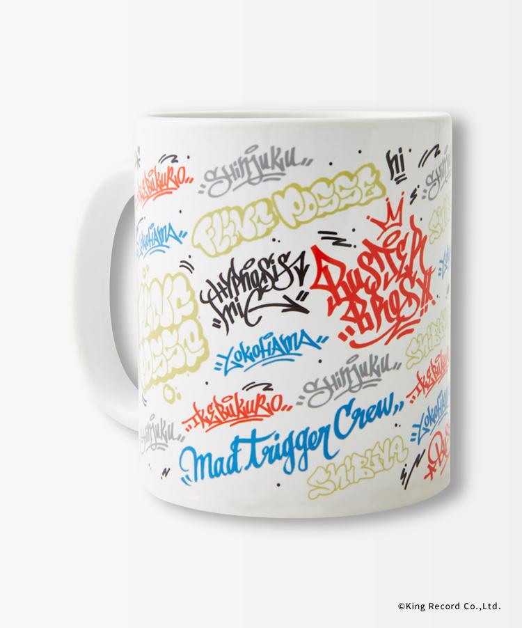 ヒプノシスマイク×R4Gマグカップ