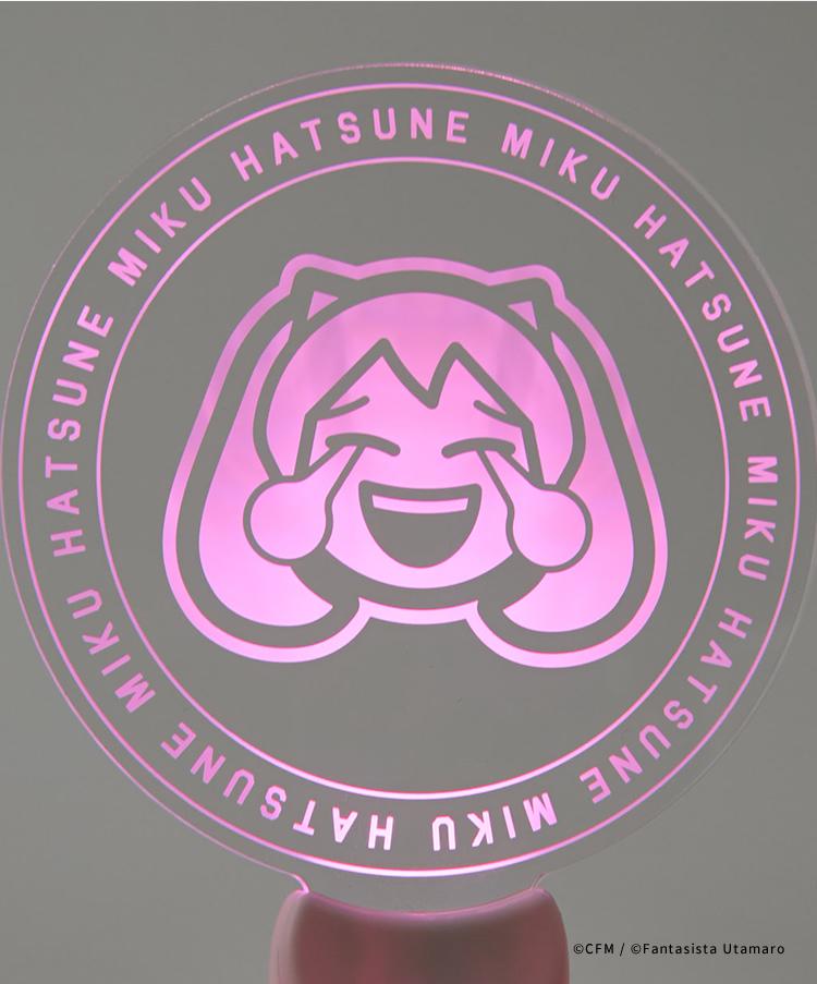MIKUMOJI ORB PEN LIGHT