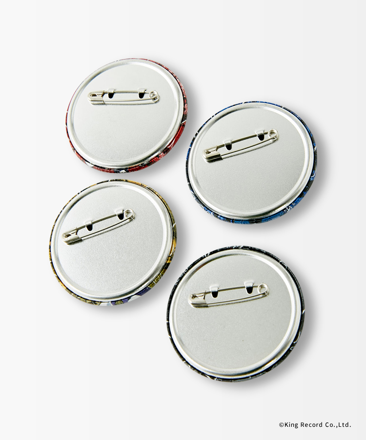 SD缶バッチ(BOX販売)