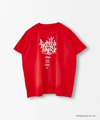 ヒプノシスマイク×R4G タギングBIGワンピース(RED)