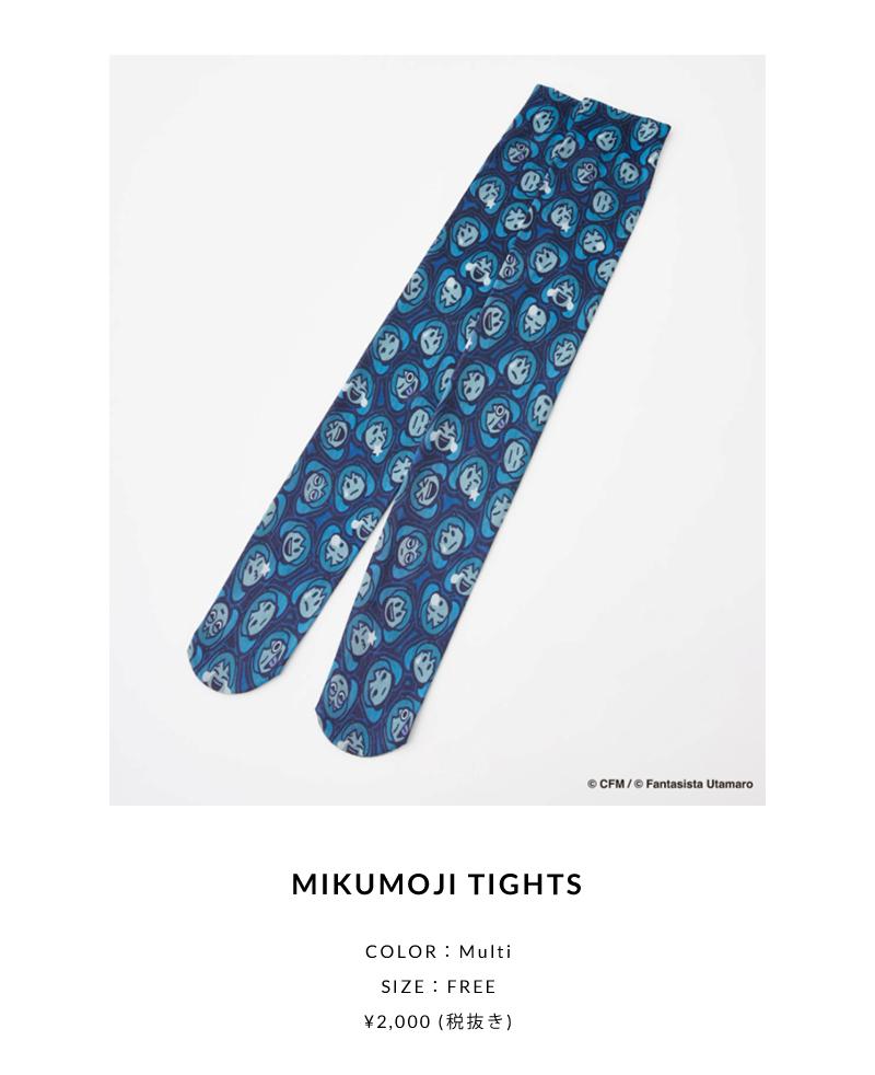 MIKUMOJI TIGHTS