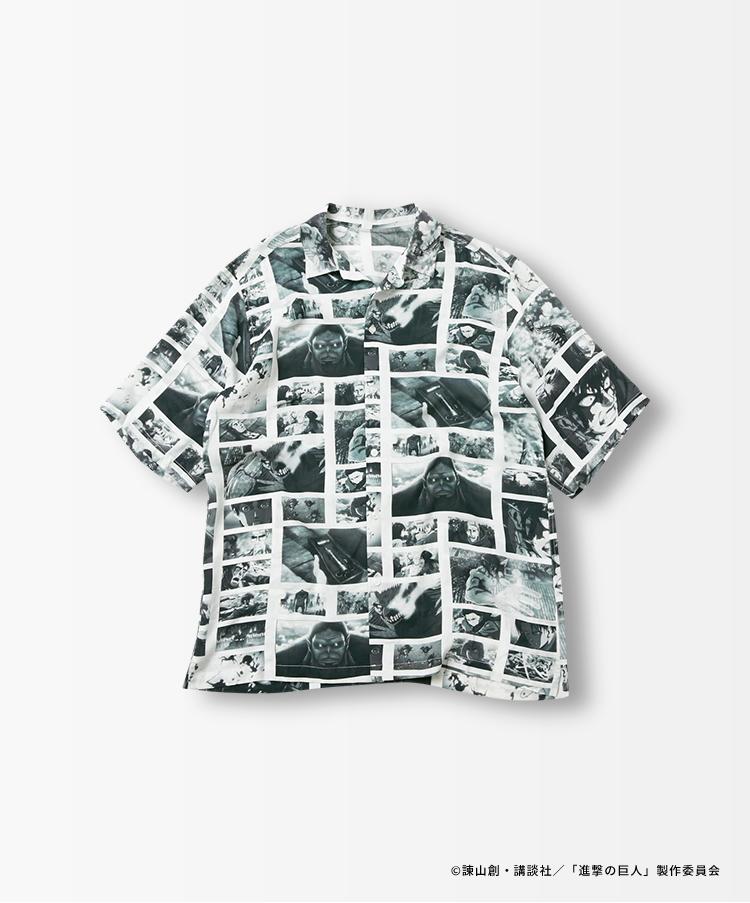 PHOTO ALBUM SHIRT
