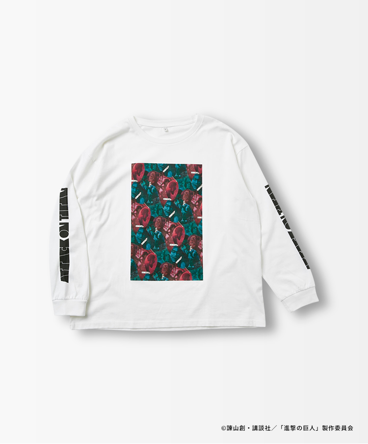 TITAN GRAPHIC LONG SLEEVE TEE