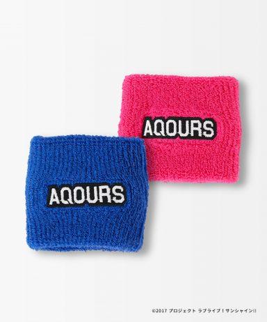 Aqours リストバンド