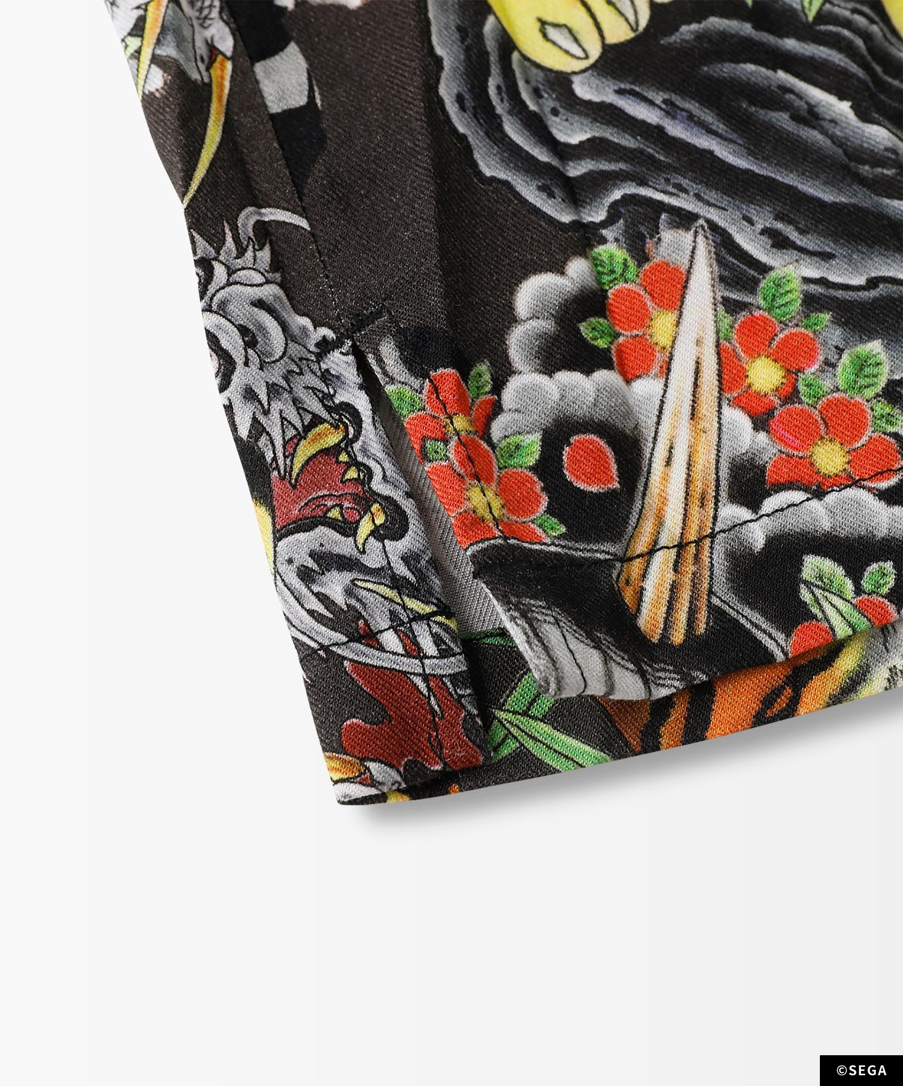 龍が如くTATOO ARTアロハシャツ