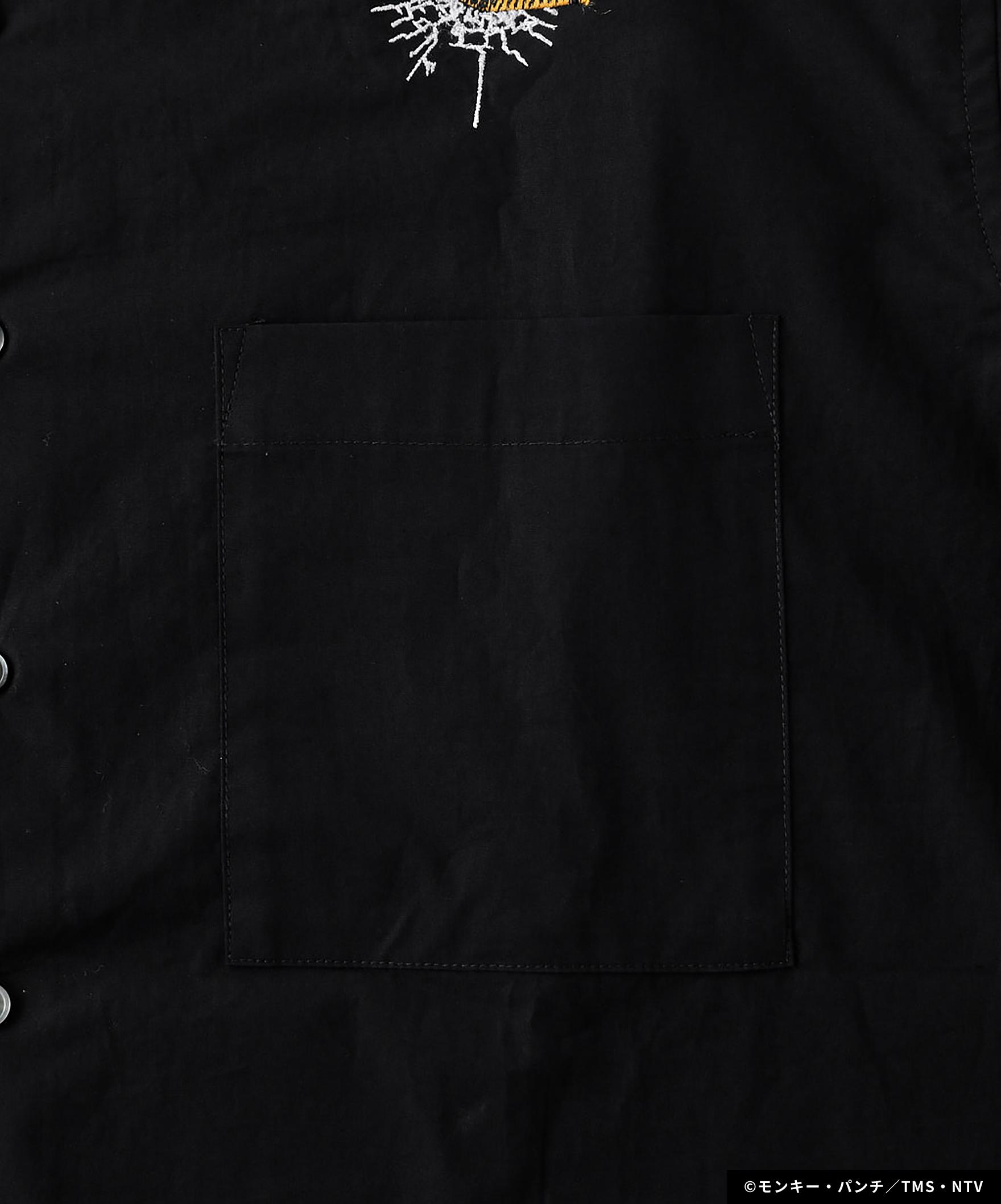 ルパン三世エンブロイダリーシャツ