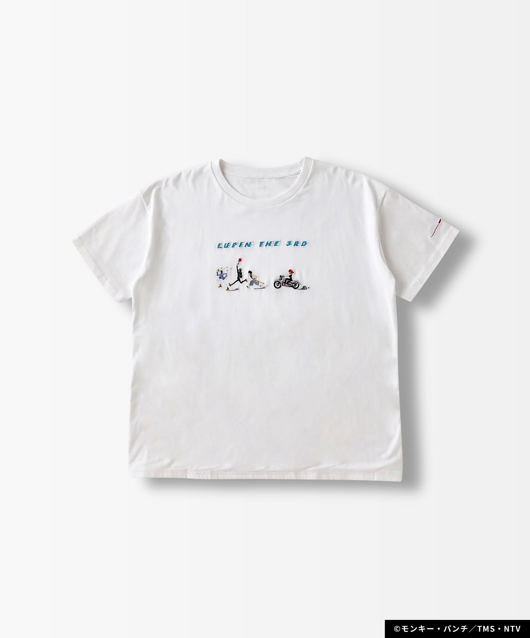 ルパン三世エンブロイダリーTシャツ