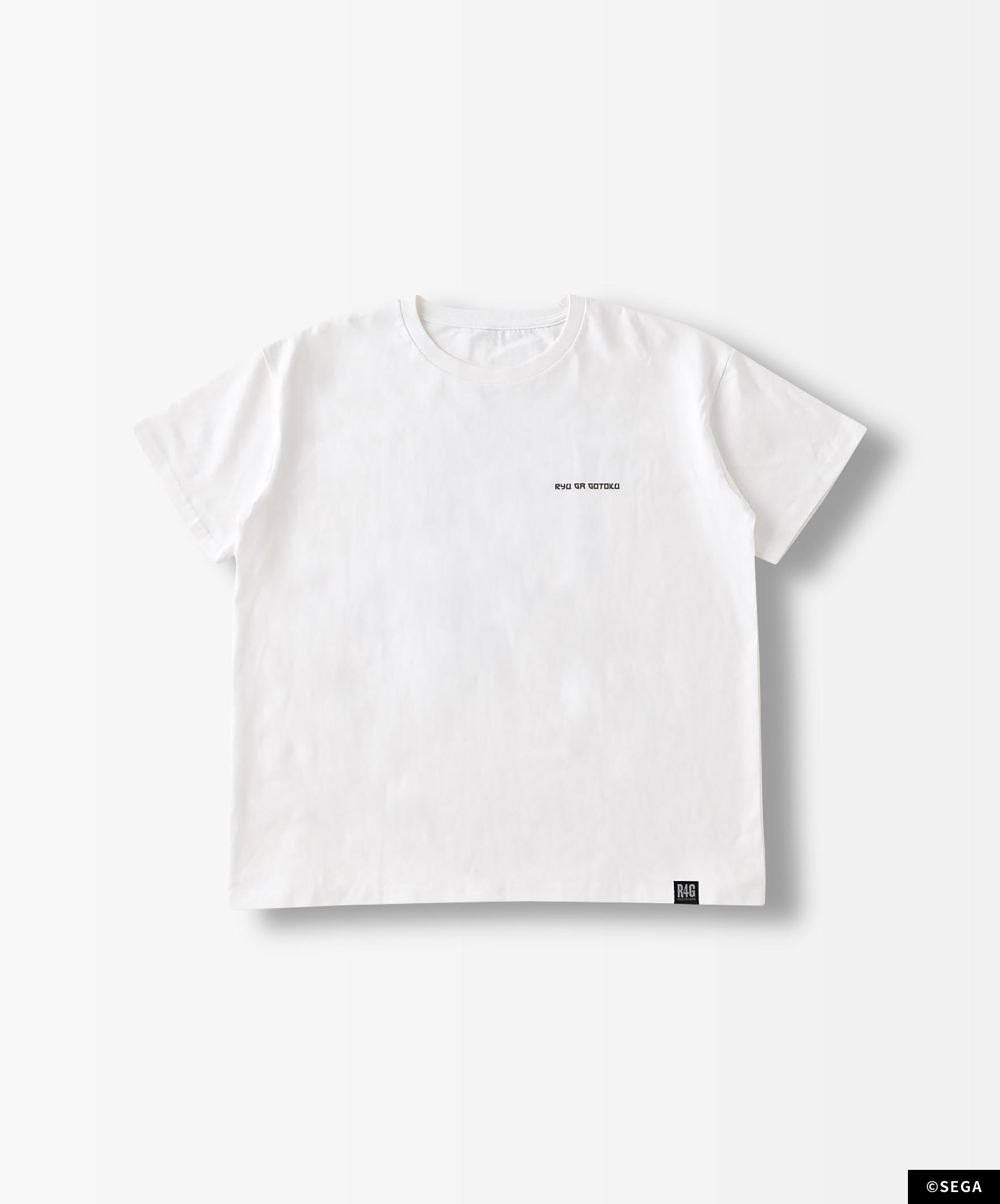 龍が如く 桐生一馬TATOO Tシャツ