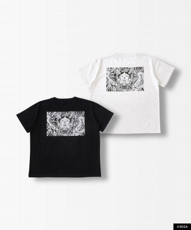 龍が如く 真島吾朗TATOO Tシャツ