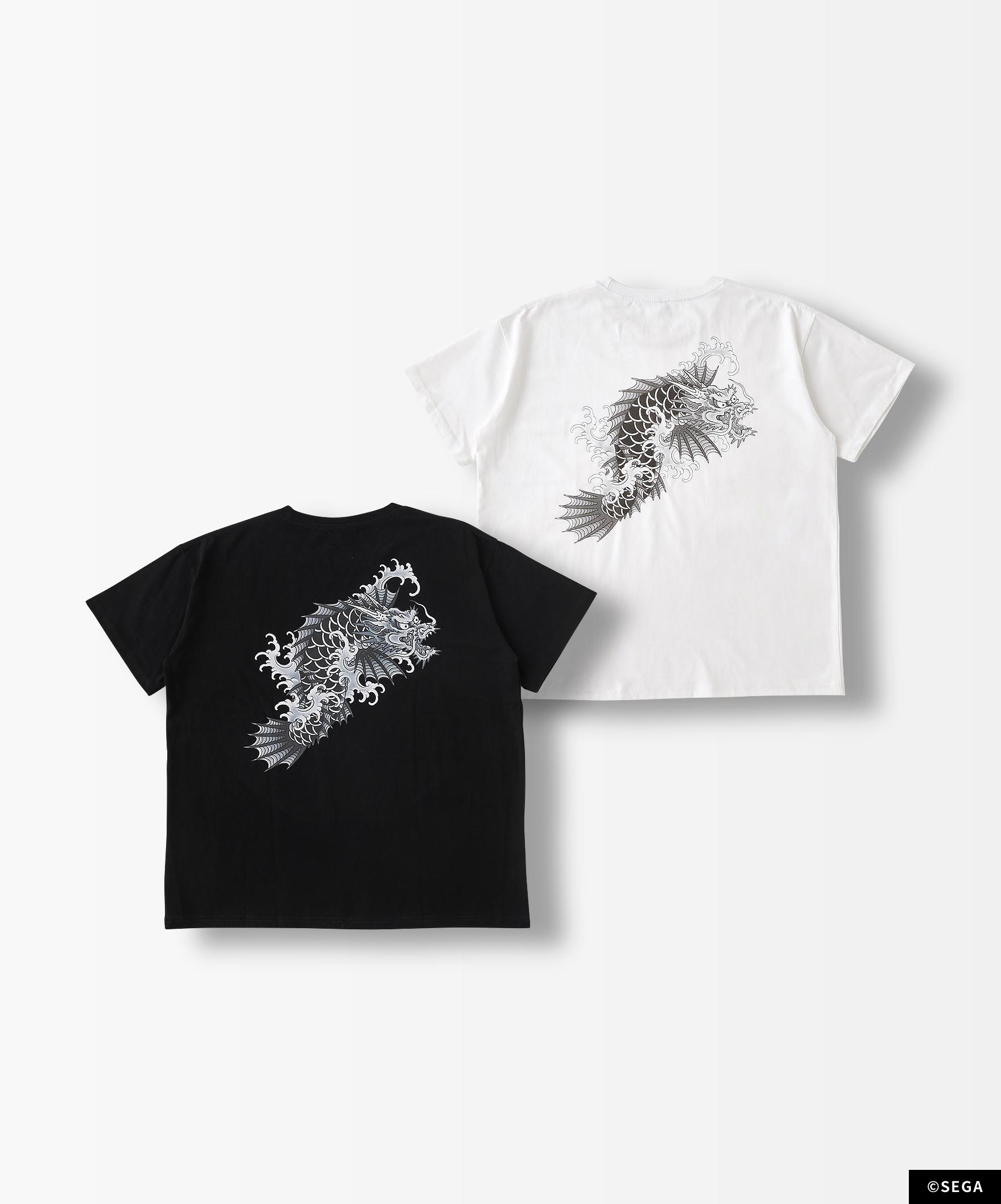 龍が如く 春日一番TATOO Tシャツ