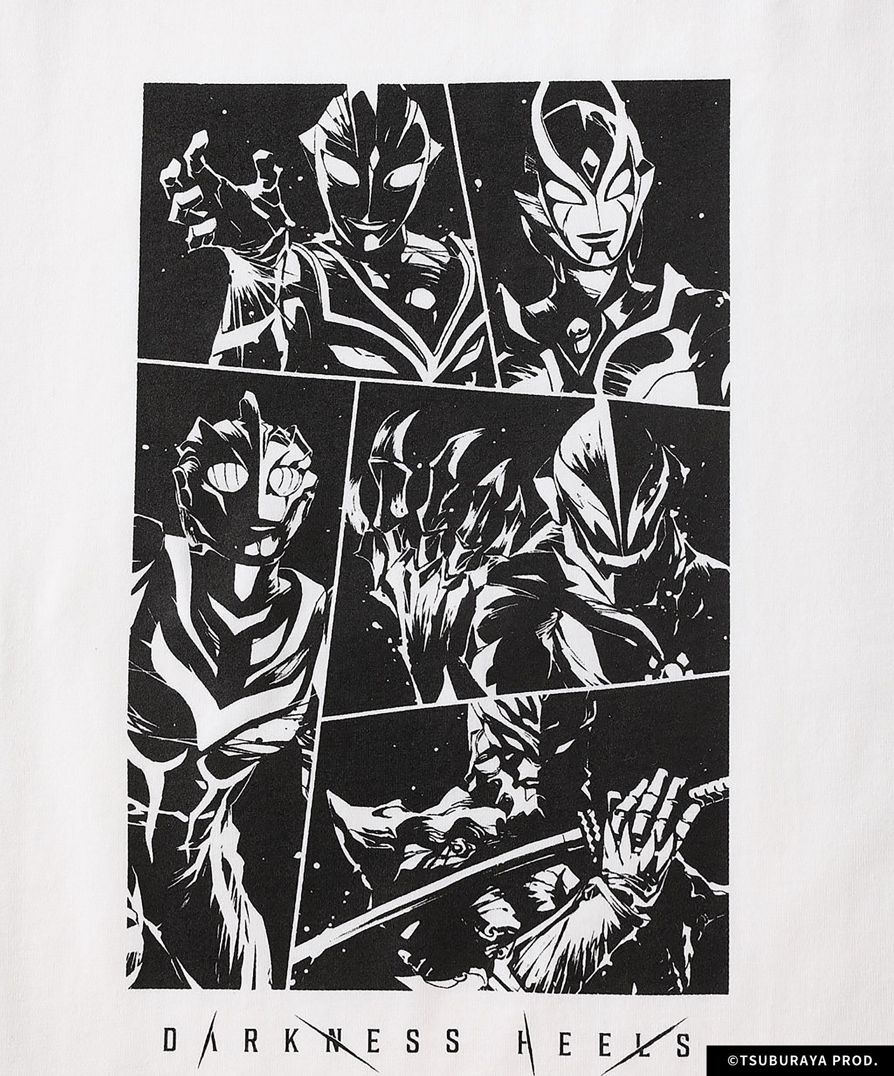 Comic Style DH Tee (All-star)