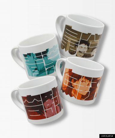 ハイキュー!!Typography Mug