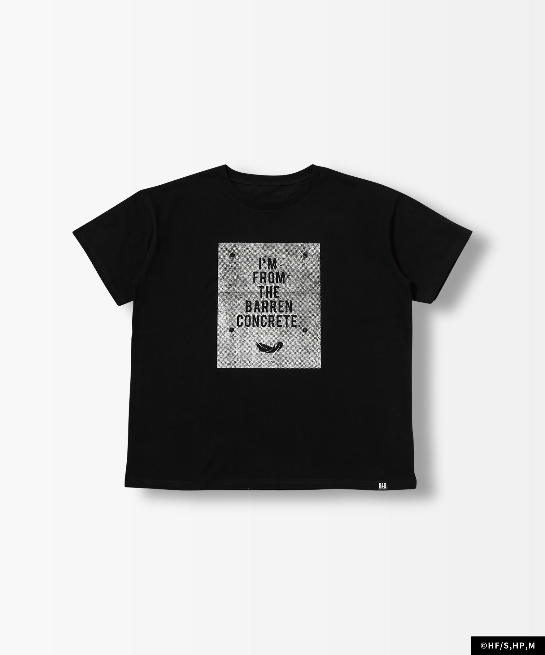 ハイキュー!!コンクリート出身Tシャツ