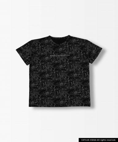 P5R怪盗団フルグラフィックTシャツ