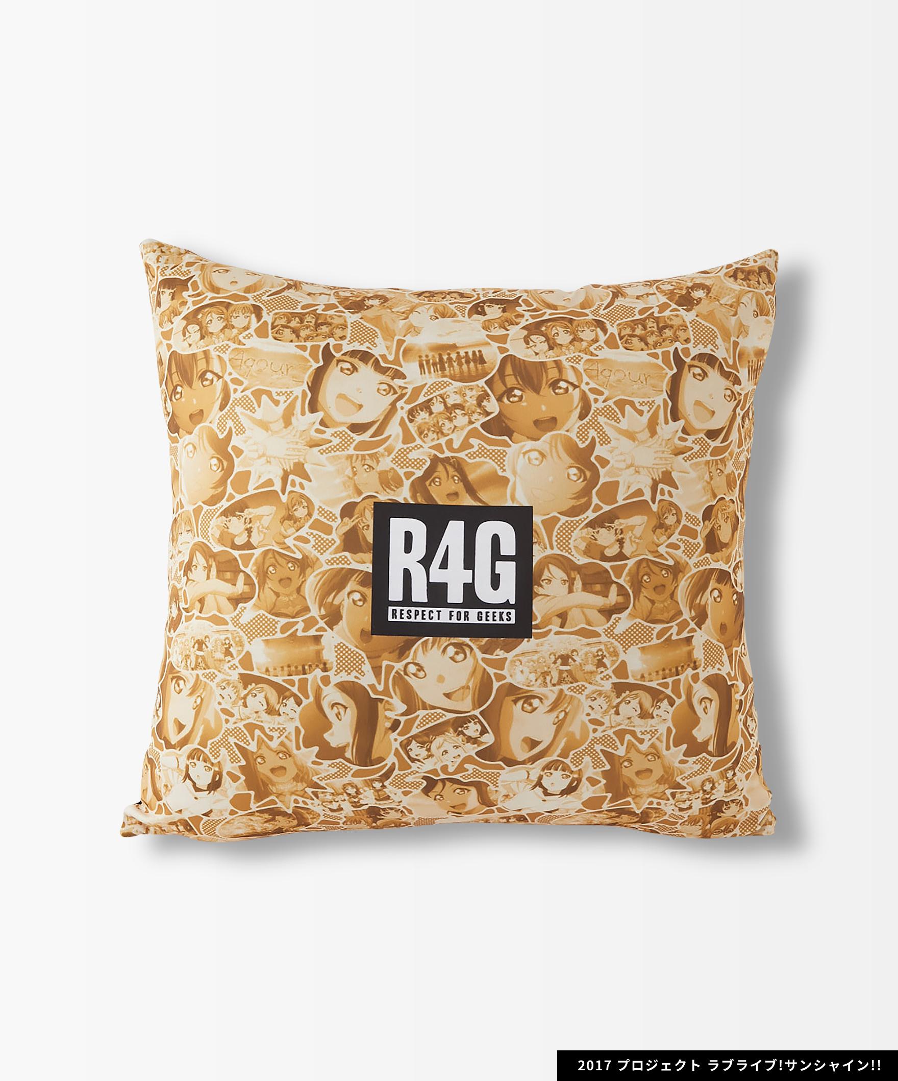 Aqours×R4G Cushion Cover(ORG)