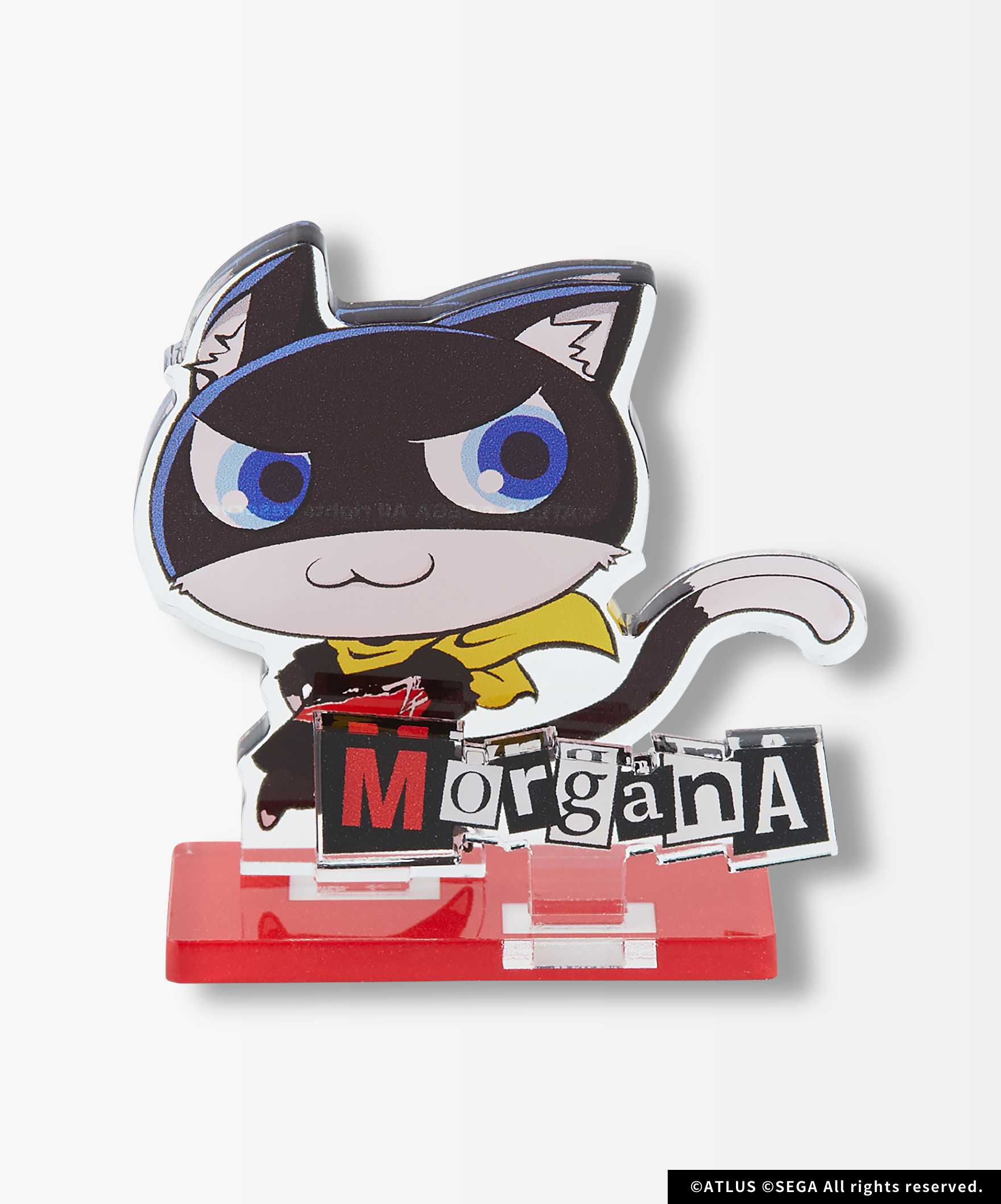 P5R SD Acrylic Stand