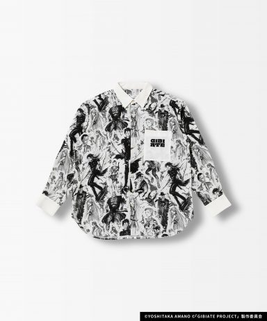ALLSTARS PATTERN Shirt