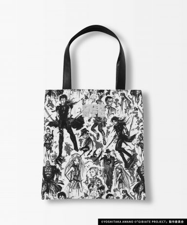 ALL STARS PATTERN Foil Tote