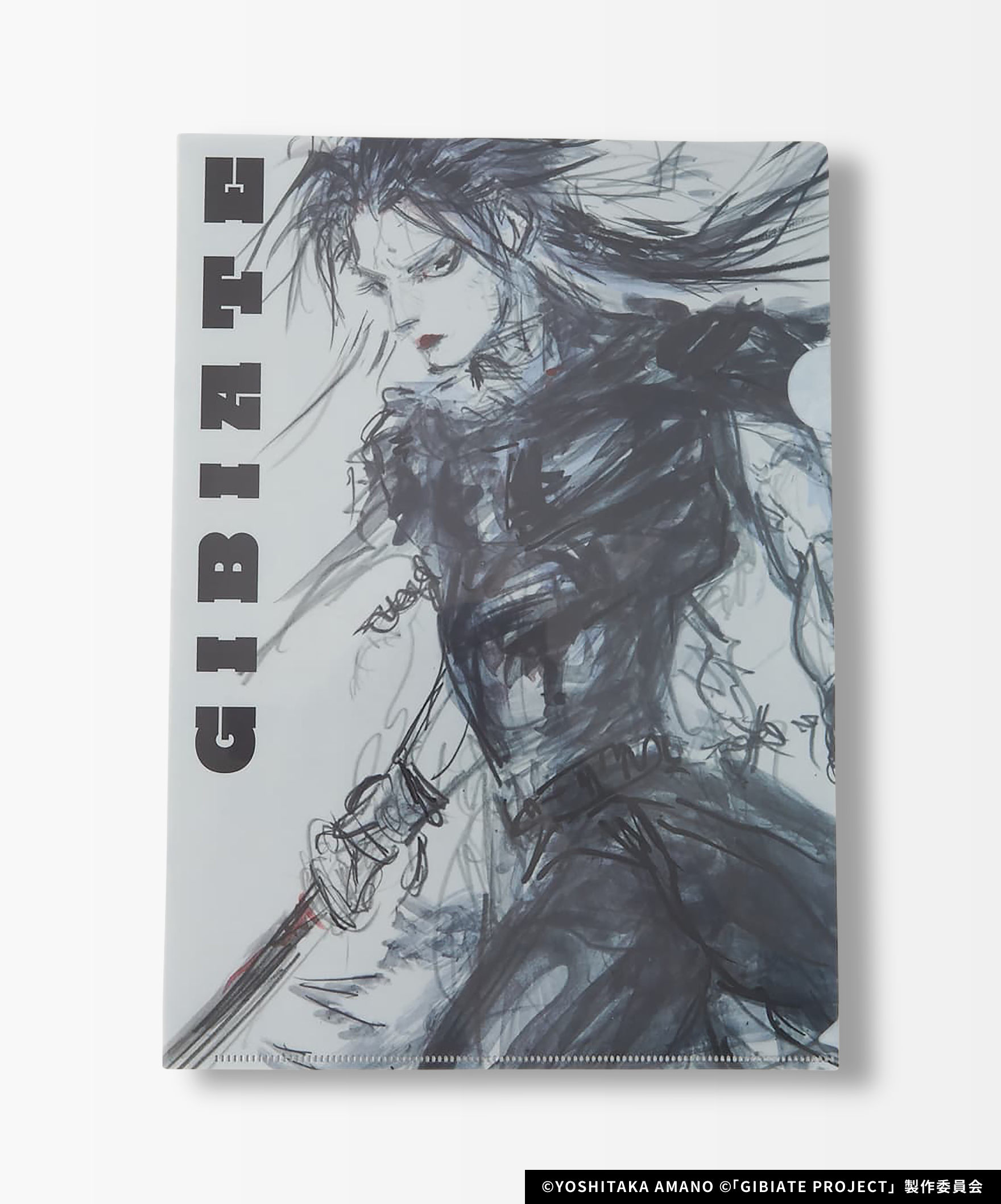 GIBIATE Clear File