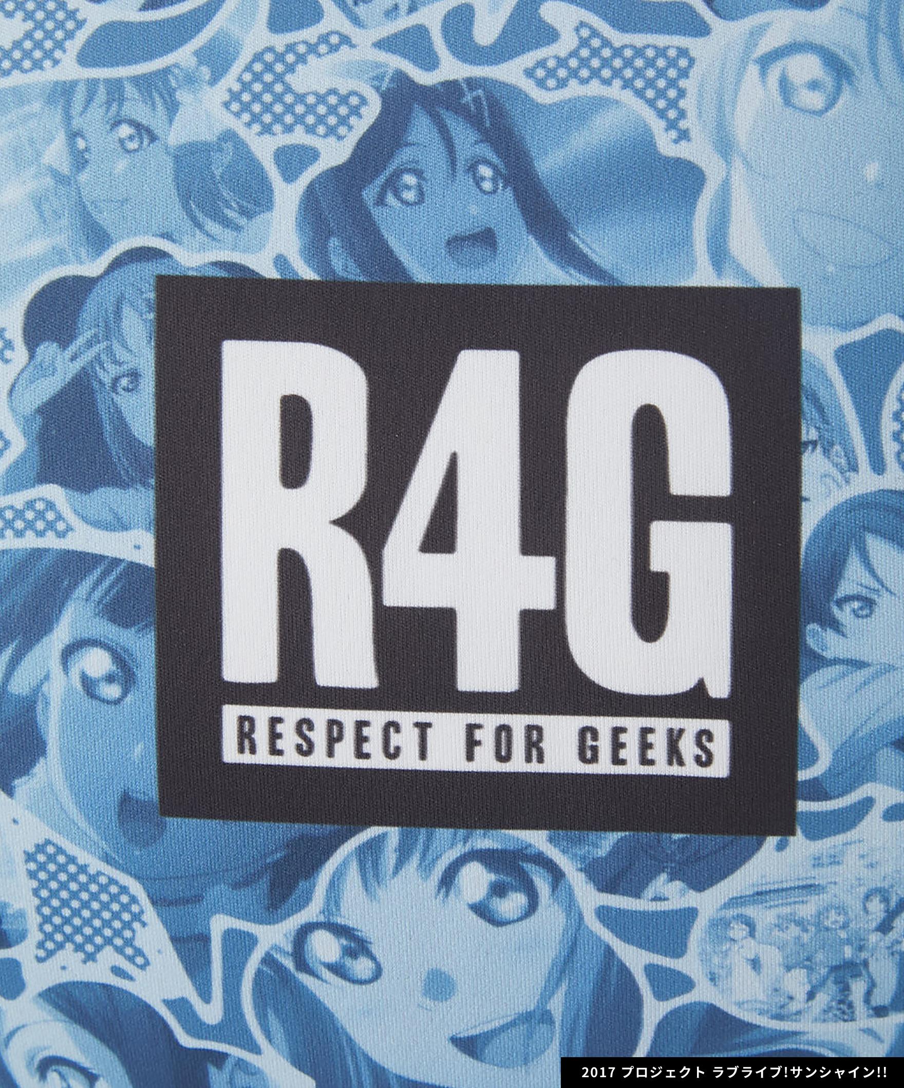 Aqours×R4G Cushion Cover(BLU)