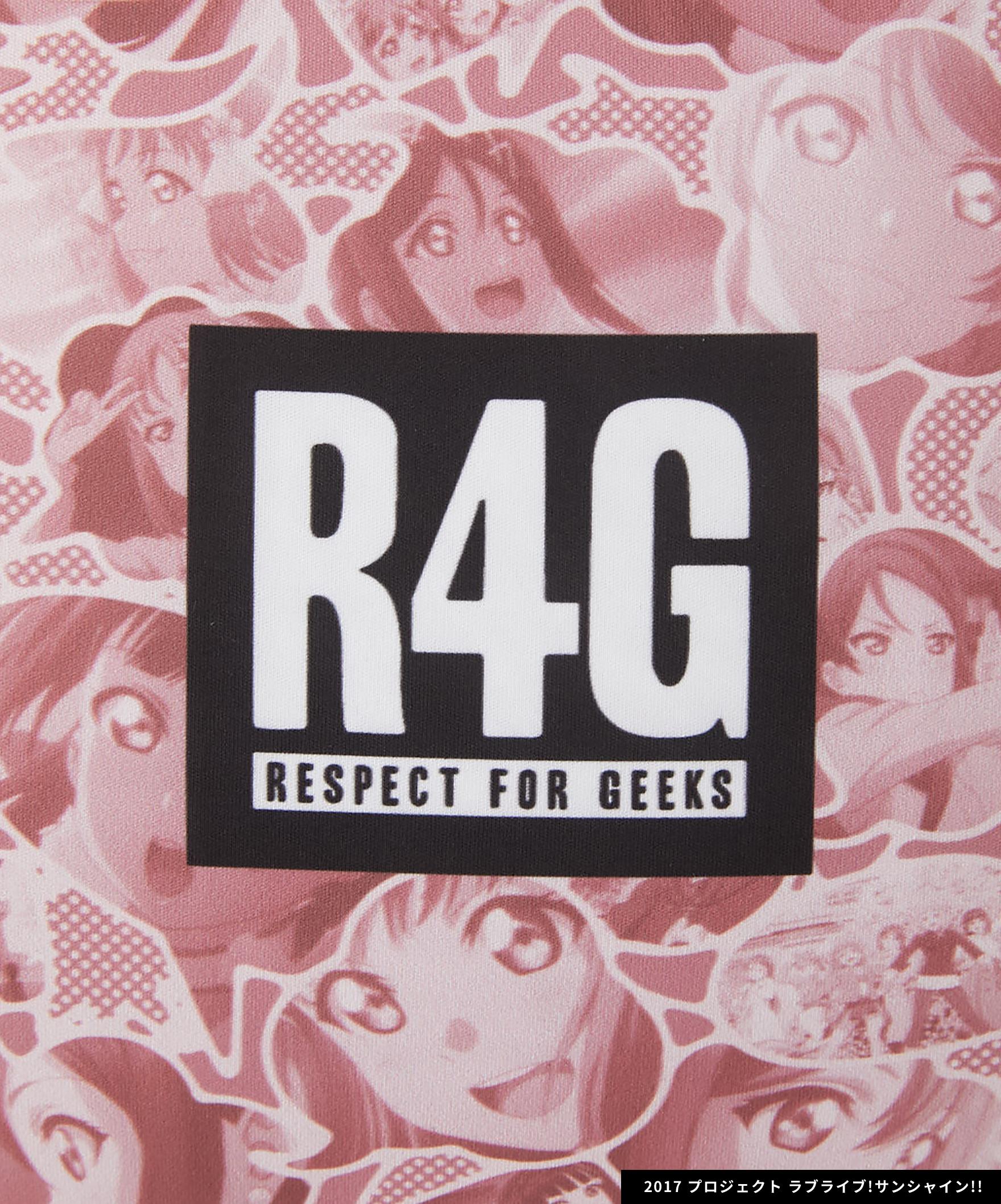 Aqours×R4G Cushion Cover(L/PNK)