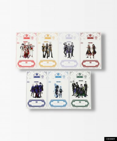 7Dormitories Acrylic Stand 全7種