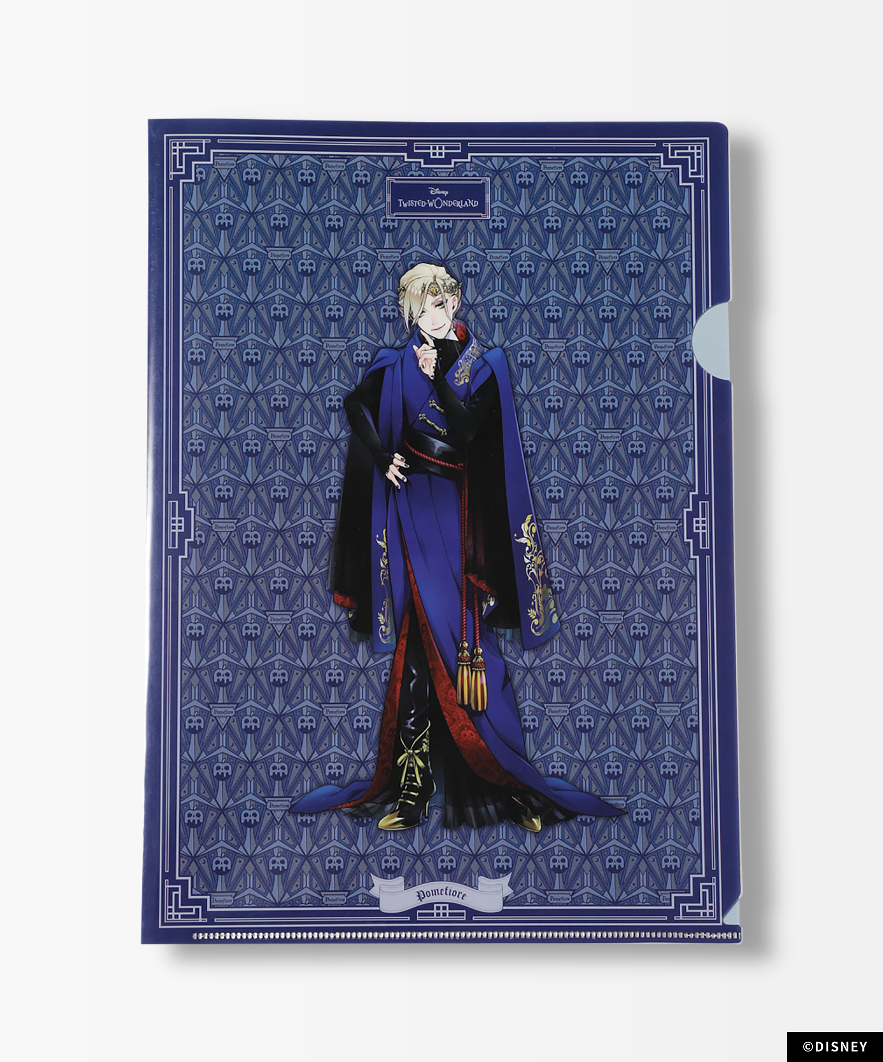 7Character's A4 Clear File 全7種