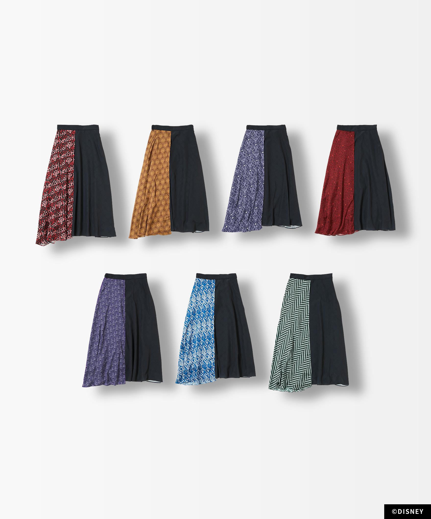7Dormitories Maxi Skirt