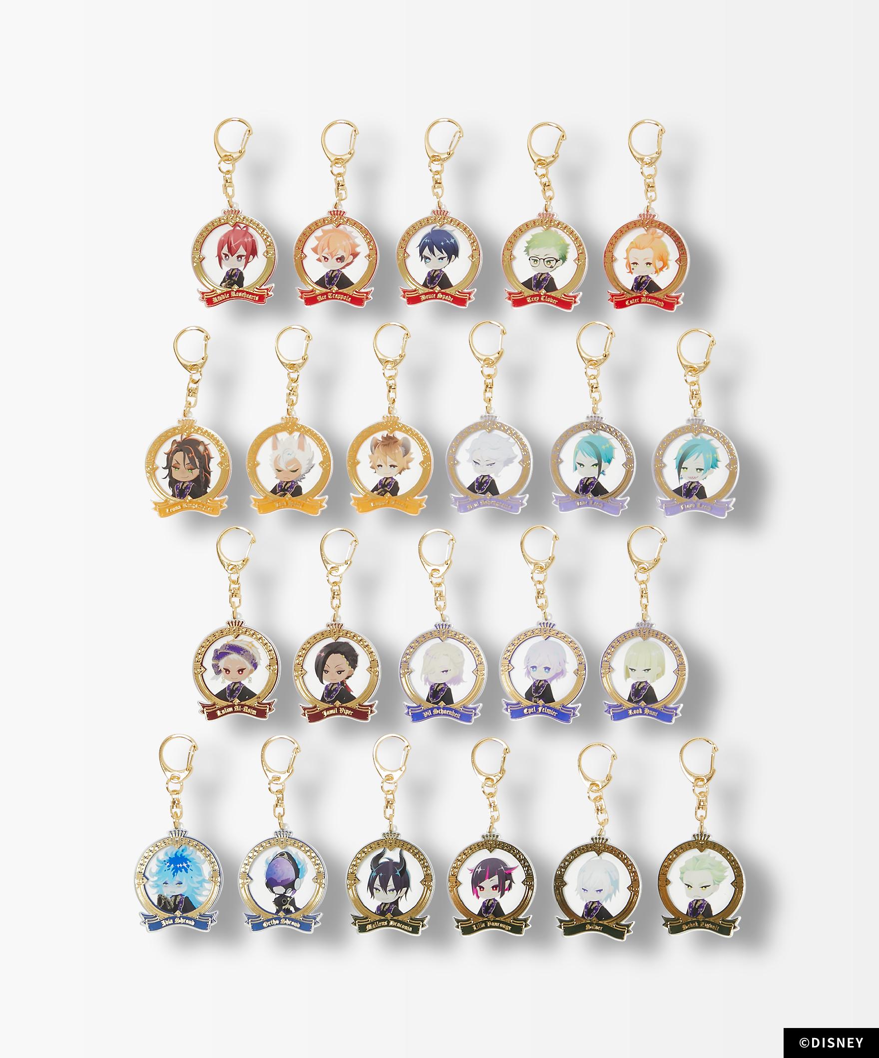 TW Acrylic Keychain 全22種