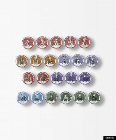 TW Original Pattern Badge 全22種